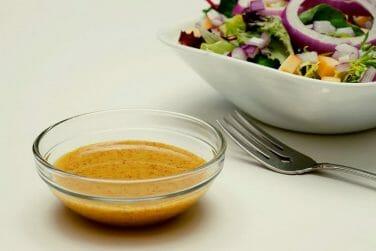 Easy Dijon Kidney Diet Salad Dressing