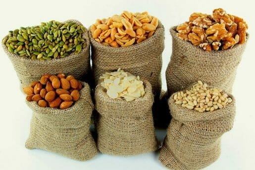 Good Nuts & Seeds for CKD