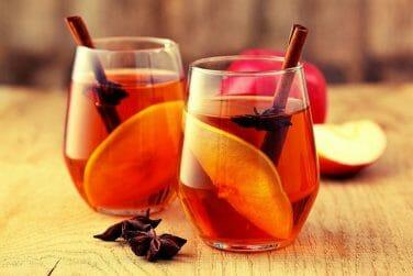 Spiced Apple Juice kidney friendly