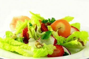 Strawberry Garden Kidney Diet Salad