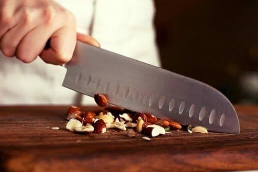 nuts as an ingredient