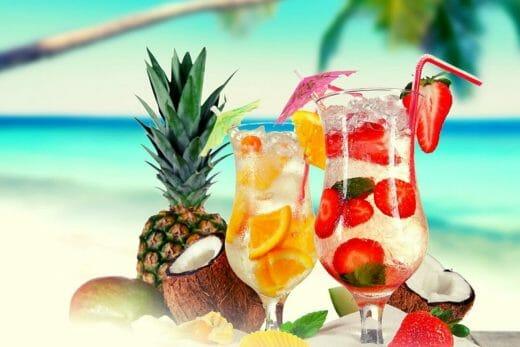 kidney diet summer drinks