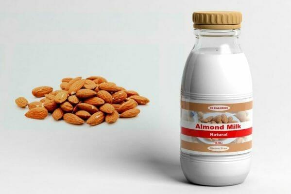 Store-Bought Almond Milk