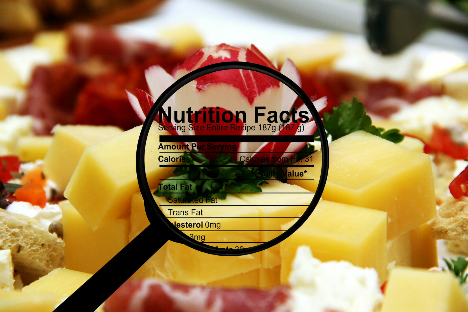 Cheese Nutritional Facts